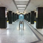 Photo taken at St Andrew Subway Station by Stilez on 12/22/2012
