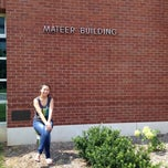 Photo taken at Mateer Building by Wen D. on 7/27/2014