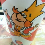 Photo taken at Burger King by Tony C. on 11/30/2012