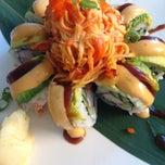 Photo taken at Zen Bistro Sushi by ANA C. on 5/18/2013