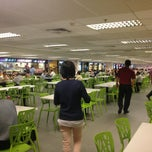 Photo taken at T1 Staff Canteen by NiMade Olga D. on 2/26/2013