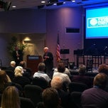 Photo taken at John Seigenthaler Center by Andrew O. on 9/19/2012