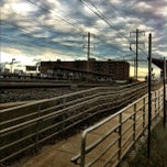 Photo taken at NJT - Linden Station (NEC/NJCL) by Christian M. on 10/17/2011