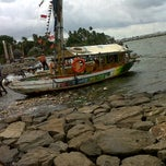 Photo taken at Komplek Hankam Cibubur by Purwaanti R. on 1/9/2012