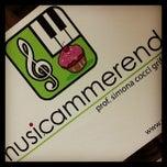 Photo taken at musicammerenda by Dario P. on 5/4/2013