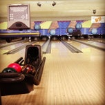 Photo taken at Royal Crest Lanes by Anne Marie on 1/5/2013