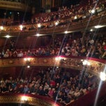 Photo taken at The Grand Theatre by Simon O. on 3/4/2013