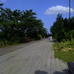 Photo taken at Punggol Promenade by Paula M. on 10/26/2012