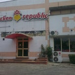 Photo taken at Chicken Republic - Victoria Garden City by Gbenga on 2/9/2013