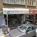 Photo taken at La Libélula Café by Alejandro on 9/30/2012