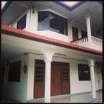 Photo taken at Kampung Datu Baru by dominic l. on 3/25/2014