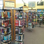 Photo taken at Agassiz Library by Marcus M. on 11/15/2013