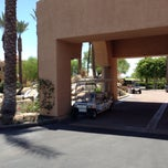 Photo taken at The Westin Mission Hills Resort Villas, Palm Springs by Desmond C. on 6/20/2013