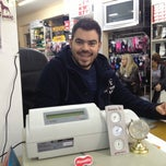 Photo taken at VASILIOU SHOES by Panagiotis on 11/12/2012