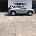 Photo taken at Mazda Dream Car Center by Ruji on 11/2/2013