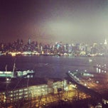Photo taken at Hoboken, NJ by Taha Y. on 2/23/2013