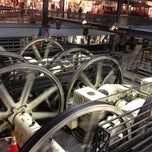 Photo taken at San Francisco Cable Car Museum by Kristina D. on 5/26/2013
