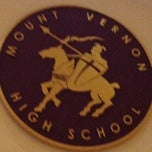 Photo taken at Mount Vernon High School by Corrine on 12/21/2013