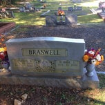Photo taken at Powder Springs Cemetary by Charlene W. on 10/12/2013