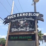 Photo taken at Suck Bang Blow by Cheryl M. on 6/28/2013