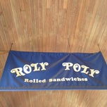 Photo taken at Roly Poly by Chris B. on 11/23/2012