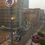 Photo taken at Hilton Milan Hotel by 'Umar D. on 12/22/2012