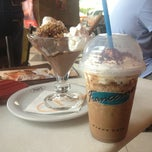 Photo taken at Fran's Café by Nicoly C. on 3/7/2013