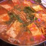 Photo taken at Arang Restaurant by Jaeho S. on 3/13/2014