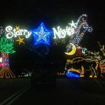 Photo taken at Starry Nights by Becky on 12/12/2012