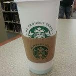 Photo taken at Eliza's/Starbucks by Kat K. on 10/31/2012