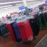 Photo taken at Walmart by Bradley P. on 1/9/2013