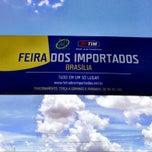 Photo taken at Feira dos Importados by Daniel Costa d. on 2/23/2013
