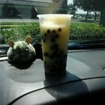 Photo taken at The International Boba House & Internet Cafe by Dorie L. on 10/11/2012