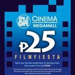 Photo taken at SM Cinemas Megamall by MK on 10/1/2012