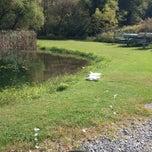 Photo taken at Gretna Glen Camp by Amanda C. on 9/28/2013
