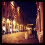 Photo taken at Via Indipendenza by Giuseppe U. on 5/10/2013