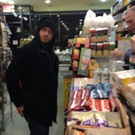 Photo taken at Azure Natural & Organic Foods by Jeff P. on 2/19/2013