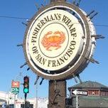 Photo taken at Fisherman's Wharf by Jennifer S. on 12/30/2012