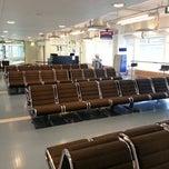 Photo taken at Terminal 4 by Daniel on 9/23/2012