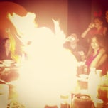 Photo taken at Yamato Japanese Steakhouse by David A. on 12/8/2012