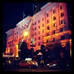Photo taken at The Fairmont San Francisco by Tiem on 10/24/2012
