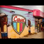 Photo taken at Carvel by Jeff W. on 9/28/2012