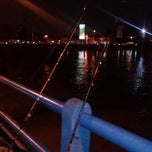 Photo taken at Jembatan Rolak by Itok J. on 3/20/2013