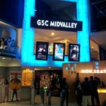 Photo taken at Golden Screen Cinemas (GSC) by ★Edd H. on 1/5/2013