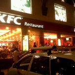 Photo taken at KFC by Eshban F. on 10/24/2012