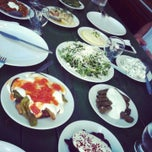 Photo taken at Kaplan Çam Restaurant by Damla K. on 5/12/2013