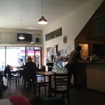 Photo taken at Cafe International by Irakli G. on 2/27/2013