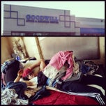 Photo taken at Goodwill by Jourdan R. on 3/16/2014