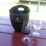 Photo taken at Lourensford Wine Farm by Chad N. on 9/15/2012