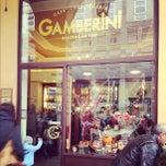 Photo taken at Café Pasticceria Gamberini by Eleonora P. on 10/28/2012